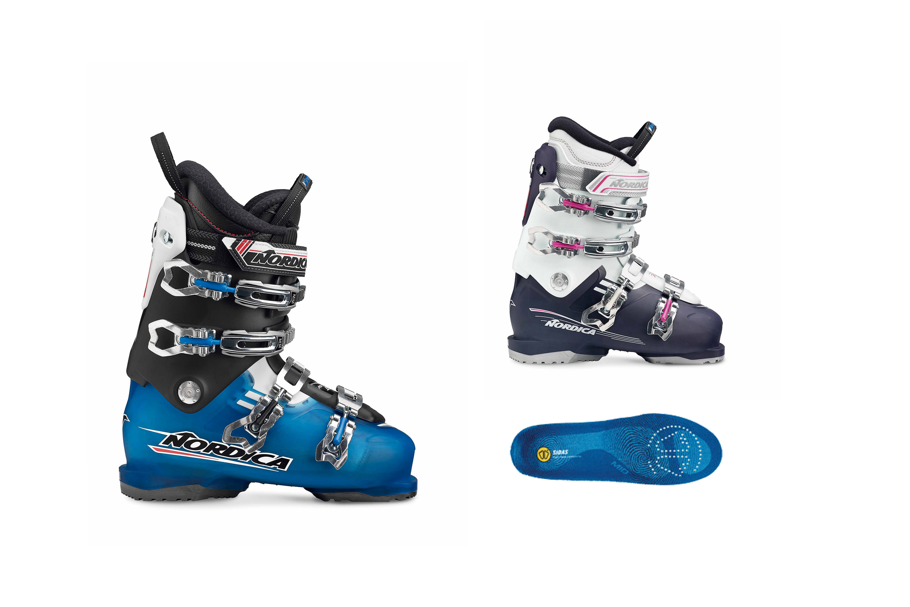 Ski boots for adults