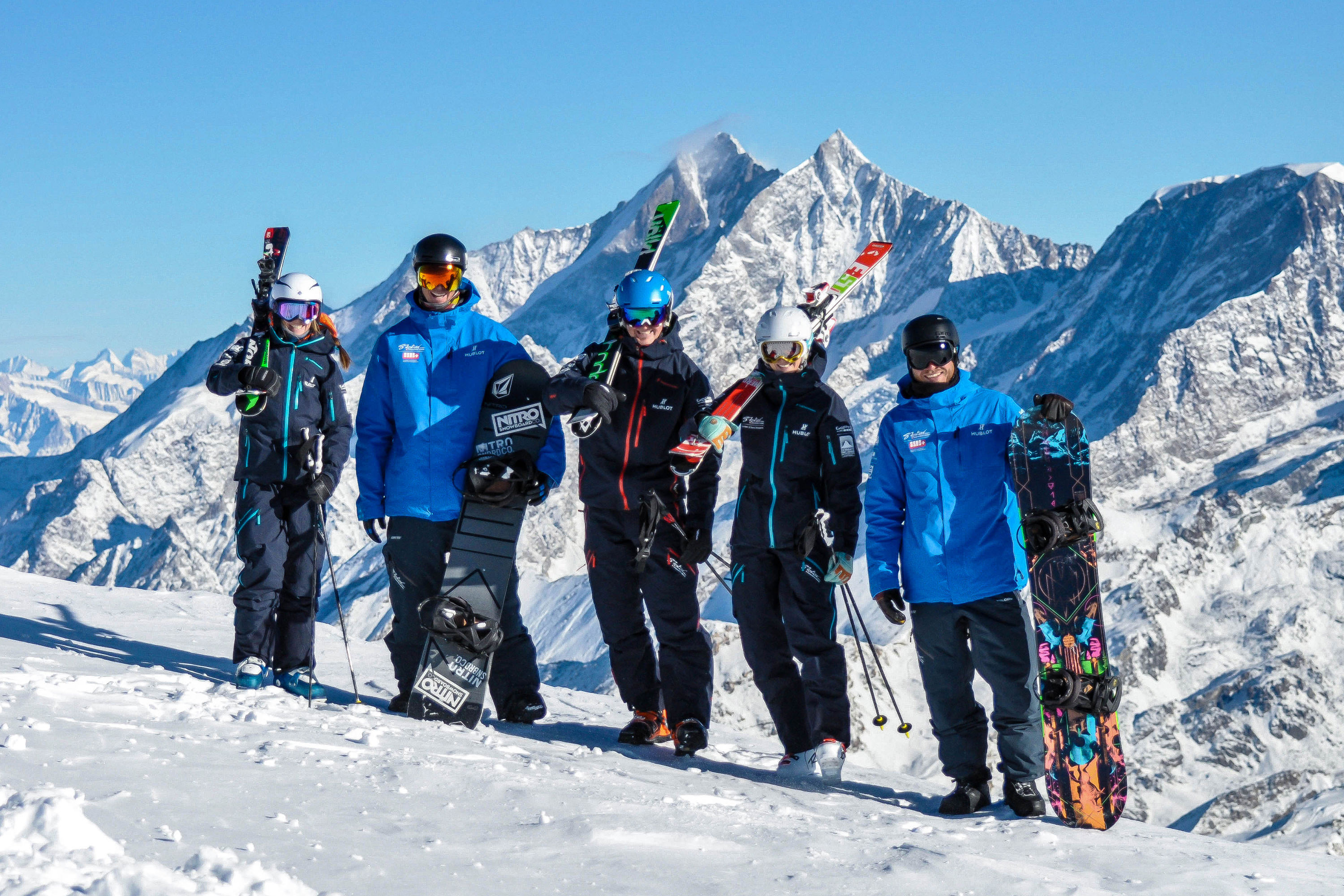 Stoked snowsports instructors
